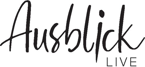 logo Ausblick-live