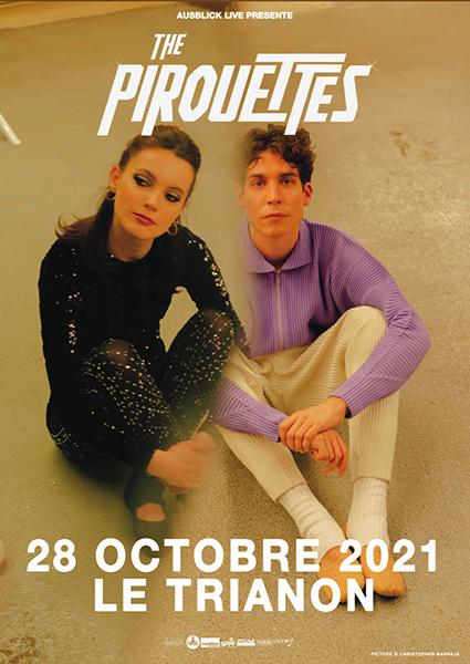 Pirouettes head